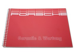 Garantie & Wartung 928, 944, 911 Carrera (MJ 90)