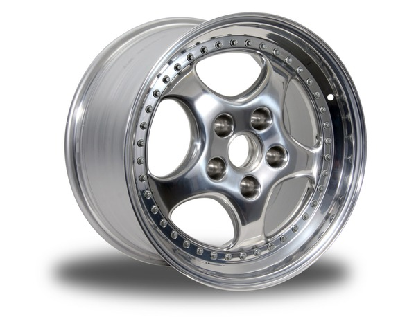 Alloy Wheel 10 J X 18 Et 61 For Porsche 964 Turbo 33