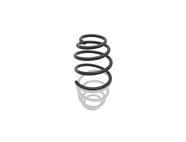 Coil spring set, front axle, for Porsche 996 Turbo and Carrera 4S