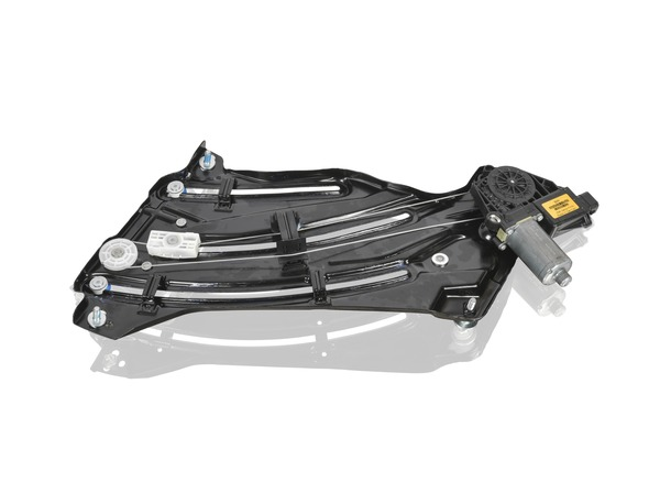 Window regulator with motor, right for Porsche 996 Carrera Cabriolet